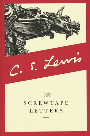 Screwtape Letters by CS Lewis