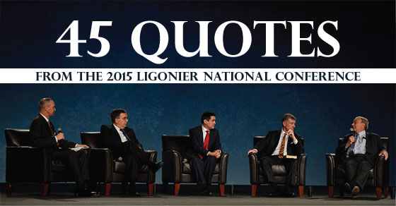 45 Quotes from the 2015 Ligonier National Conference