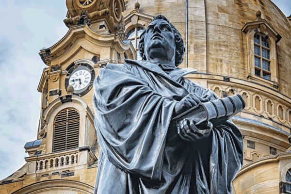 A Brief Biography of Martin Luther