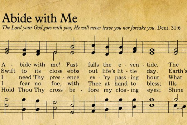Abide with Me hymn