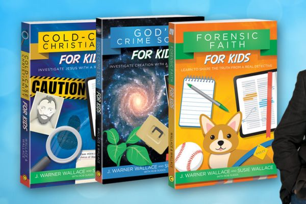 Apologetics for Kids with J. Warner Wallace