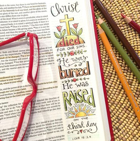 Is Bible Journaling Good For Bible Study Three Cautions To