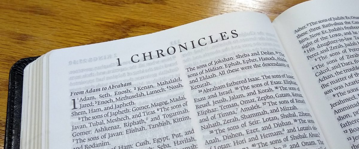 The Book of Chronicles