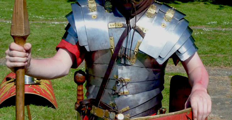 Breastplate of Righteousness - Armor of God