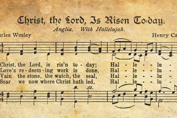 Hymn Story: Christ the Lord is Risen Today