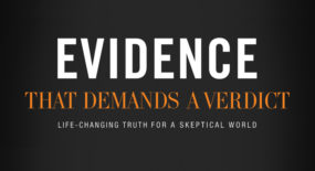 Evidence That Demands a Verdict Book Review