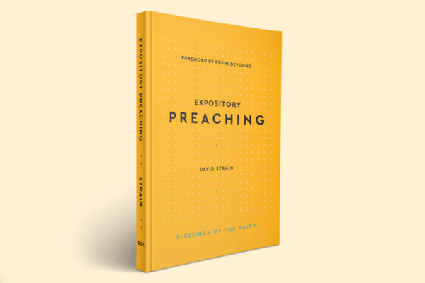 Expository Preaching David Strain Interview