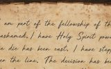 Fellowship of the Unashamed Letter