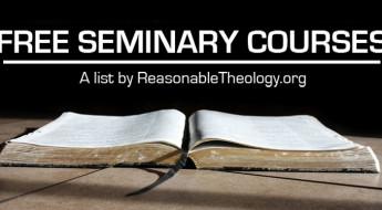 Free Seminary Courses List