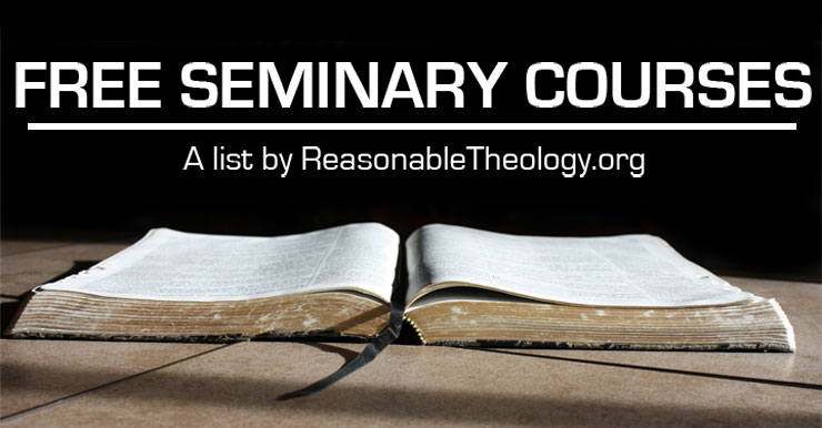 Free Seminary Courses List