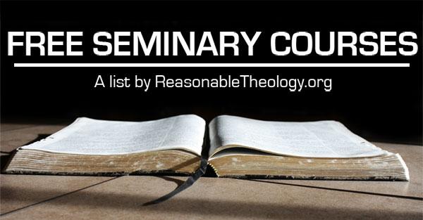 Free Seminary Courses