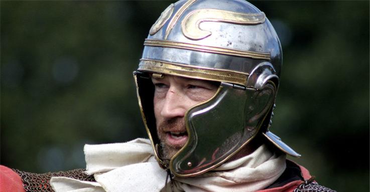 Helmet of Salvation — The Armor of God