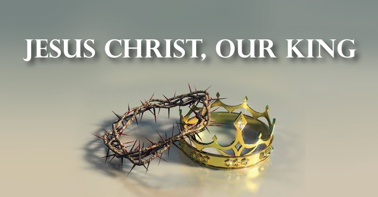 Jesus Christ, Our King