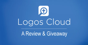 Bible Study with Logos Cloud: A Review and Giveaway