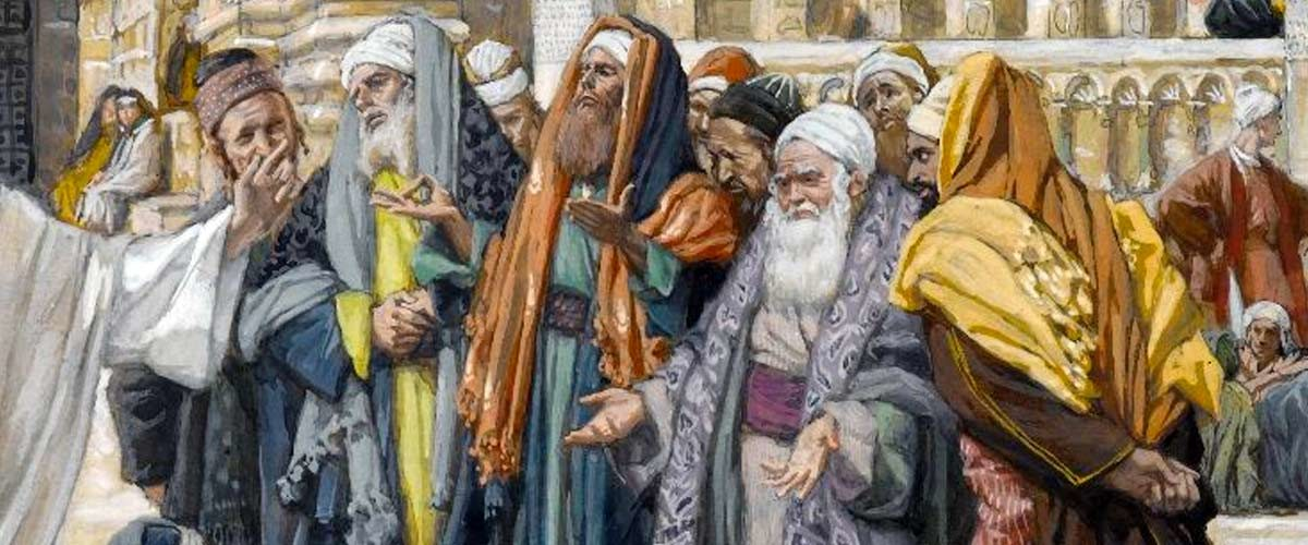 Who Were the Pharisees, Sadducees, and Essenes?