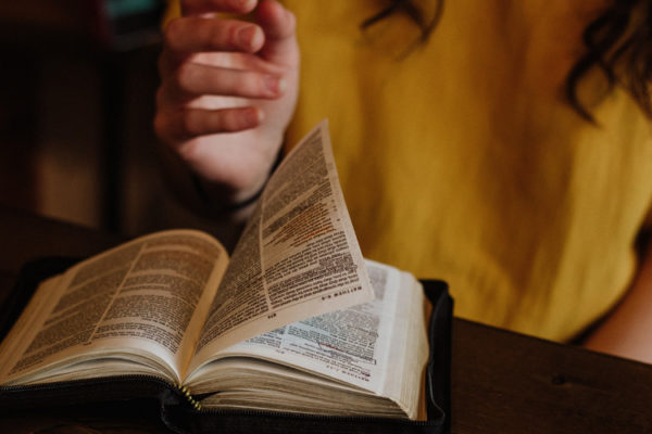 Reading the New Testament in 40 Days