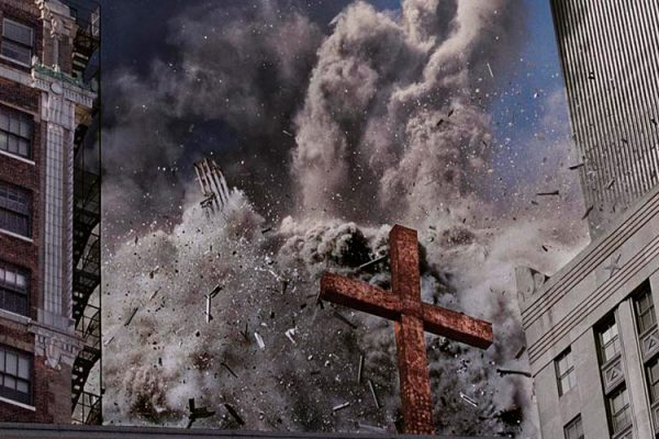 James Nachtwey 9/11 Cross