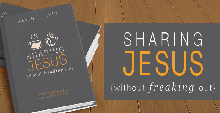 Sharing Jesus Without Freaking Out | Book Review