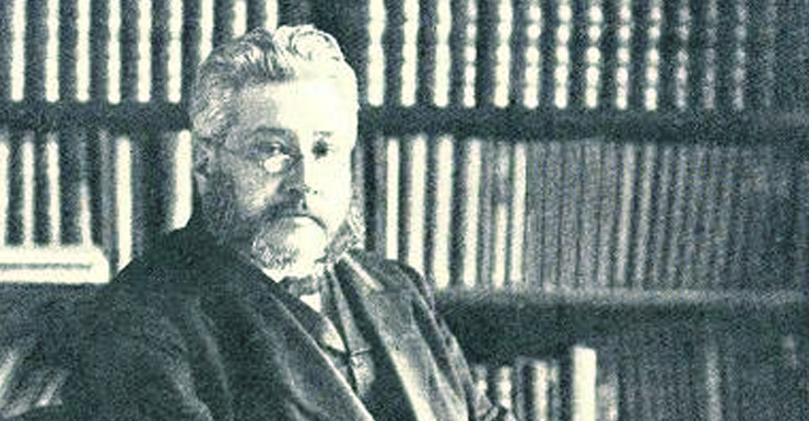 CH Spurgeon Books