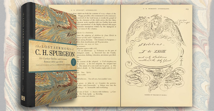 The Lost Sermons of CH Spurgeon Book Review