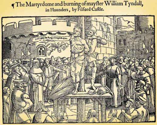 The Martyrdom of William Tyndale