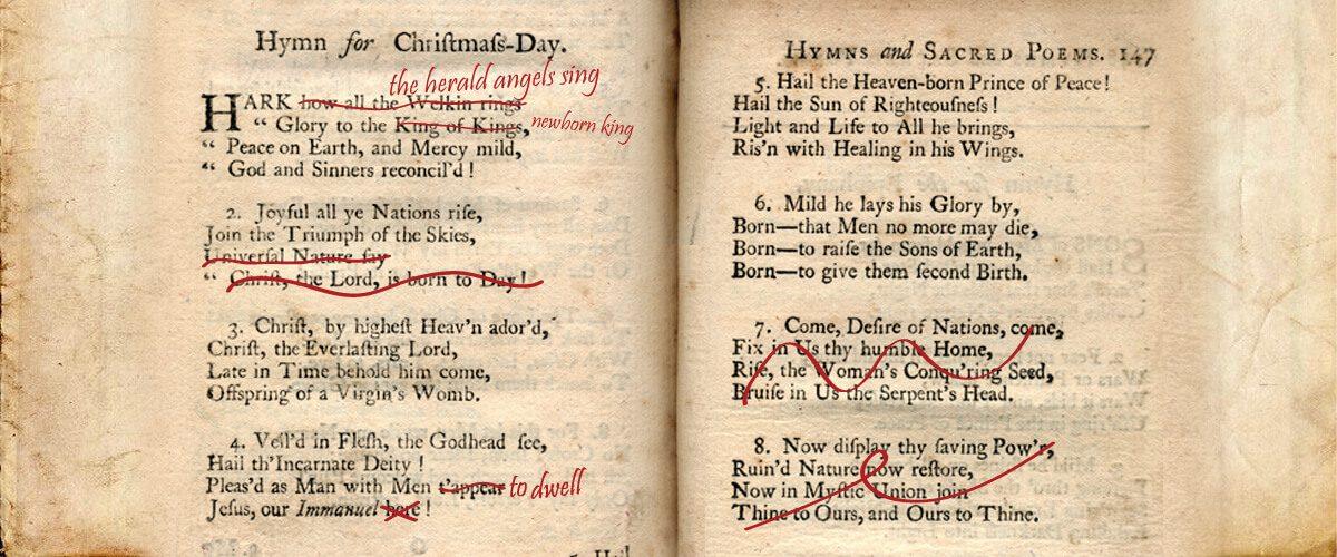 Hymn Story Hark The Herald Angels Sing Reasonabletheology Org