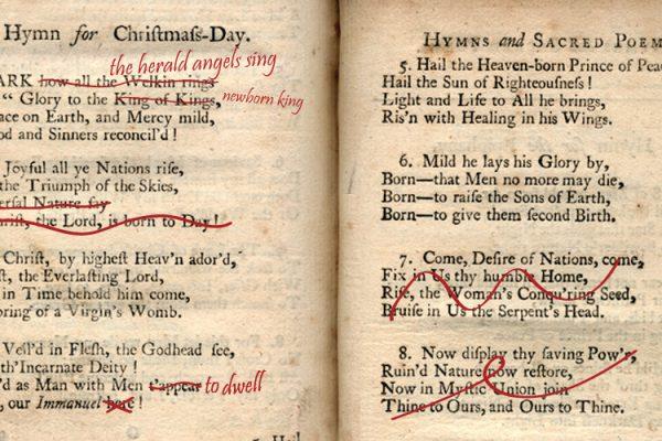 Hymn Story Hark the Herald Angels Sing