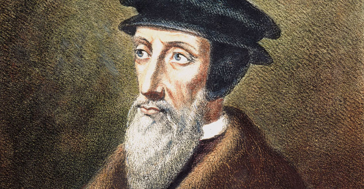 "John Calvin's ""Golden Booklet of the True Christian Life"""