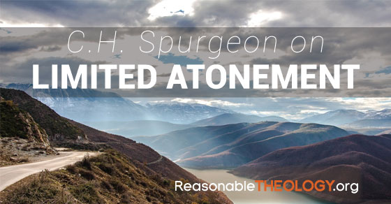 CH Spurgeon on Limited Atonement